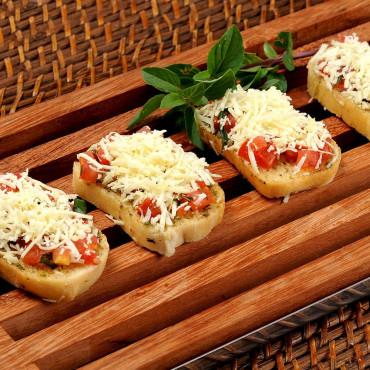 Bruschettas de Tomate 12 unidades